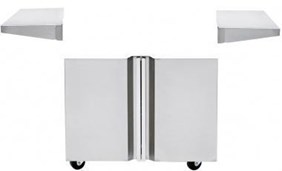 """TWIN EAGLES 36"""" GAS GRILL BASE WITH 2 DOORS - TEGB36-B (BASE ONLY)"""