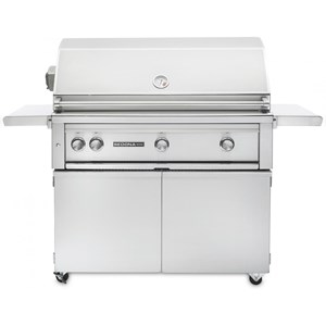 Lynx Sedona 42-Inch Freestanding Propane Gas Grill With One Infrared ProSear Burner And Rotisserie - L700PSFR