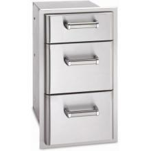 Fire Magic Echelon 14 Inch Triple Access Drawer  43803