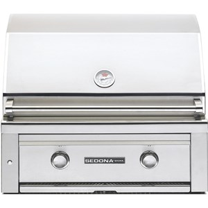 Lynx Sedona 30-Inch Built-In Gas Grill With One Infrared ProSear Burner - L500PS