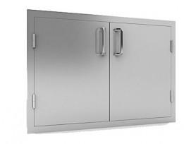 RCS 30 INCH DOUBLE DOORS #RDD1