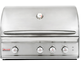 "BLAZE 3-Burner 34"" PROFESSIONAL Built-in Grill BLZ-3PRO"
