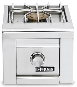 LYNX PROFESSIONAL Single Side Burner for Built-In Grills LSB1-3