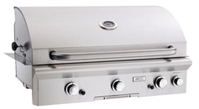"AMERICAN OUTDOOR GRILL(AOG) 36"" Built In Grill Natural Gas ""L"" Series  36NBL-00SP"
