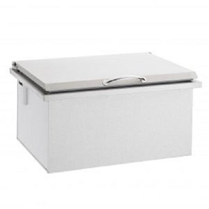 SUMMERSET STAINLESS STEEL ICE CHEST LARGE  #SSIC-1