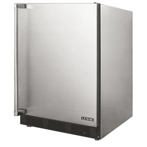 Luxor Outdoor Stainless Steel Refrigerator - UL Approved - AHT-IOD-RF1