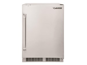 Twin Eagles 24 Inch Outdoor Refrigerator With Lock  TEOR24-F