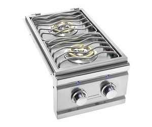 SUMMERSET TRL DOUBLE SIDE BURNER TRLSB-2
