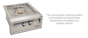 Alfresco Versa Power Cooking System - AXEVP