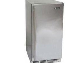 """Perlick 15"""" Signature Indoor/Outdoor Stainless Steel Clear Ice Maker H50IMS-R"""