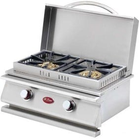 Cal Flame  Deluxe Double Side-By-Side Burner -BBQ13954P