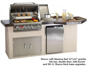 Bull Outdoor Products OCTI-Q KITCHEN