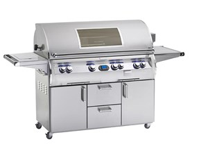 Fire Magic Echelon Diamond E1060s Natural Gas Grill E1060s4E1n62-W with Magic View Window