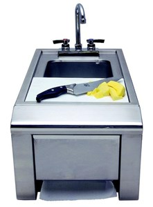 Alfresco Prep and Wash Sink - ASKT