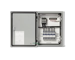 Infratech  (5 Relay) Panel For Electric Heater- 30-4055