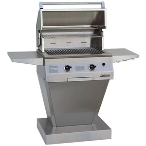 Solaire Gas Grill 27