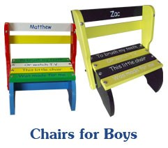 Chairs for Boys