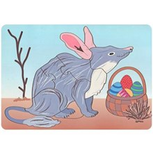Easter Bilby Puzzle