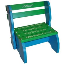 2 Colours Kindy Chair