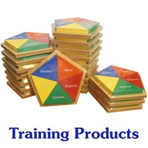 Corporate, training and special design puzzles.