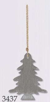 Fir Tree Hanging Small