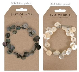 Button Garlands