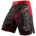 Hayabusa Metaru Performance Shorts BLK/RD