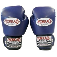 "Yokkao ""Basic"" Muay Thai Glove- Navy"