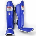 Yokkoa Muay Thai Shinguards - Blue