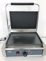 Panini Machine, Contact Grill Toaster, Sandwich Maker R/F ACE 108