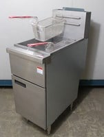 Chips fryer Natural Gas - EN70