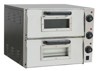 Pizza Oven double deck - EN121