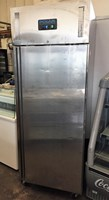 Polar Single Door Fridge Stainless Steel 600Ltr EU312