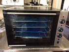 ELECTRIC CONVECTION OVEN + STEAM FUNCTION 4 TRAYS EN152