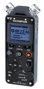Olympus LS-14 Music And Sound Linear PCM Digital Voice Recorder