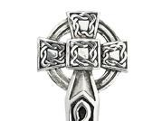 Cross  Kilt Pin