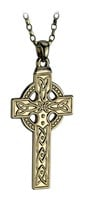 S8796 - Large Gold Cross