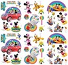 Decorative Wall Stickers Decorate in Minutes Disney Mickey Mouse ClubHouse 42 Stickers FREE SHIPPING