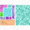 CUTTLEBUG All in One Embossing Plate Twinkle