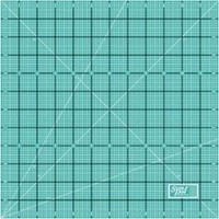 Scor-Pal Scor-Mat IMPERIAL Self Healing Cutting Mat Teal