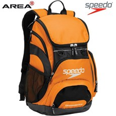 SPEEDO BACKPACK SWIMMING BAG - MARIGOLD