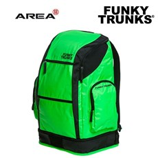 FUNKY TRUNKS BACKPACK - ELECTRIC LIME