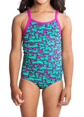 FUNKITA Urban Kitty Girls Toddler