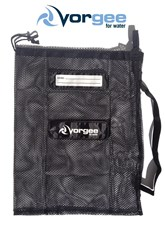 VORGEE Mesh Swim Equipment Bag black