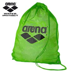 ARENA Mesh Swim Equipment Bag GREEN