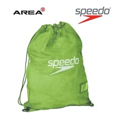 SPEEDO MESH SWIM BAG - GREEN