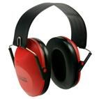 Peltor ShotGunner Folding Ear Muffs - Red (NRR 21dB)