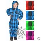 Kids Pixel One Piece Waterproof Snow Suit by XTM Sizes 2-8  **CLEARANCE**