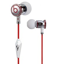 Monster Beats by Dr Dre iBEATS In Ear Headphones Earphones White For iPhone 5 5C 5S 4S iPads