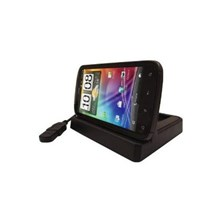 HTC Incredible S Dual Desktop Mobile & Battery Charger Sync Dock Stand / BA S520